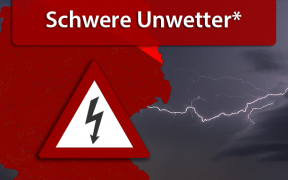 Schwere Unwetter ab 26. Mai 2018