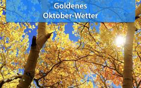 Goldener Oktober 2018