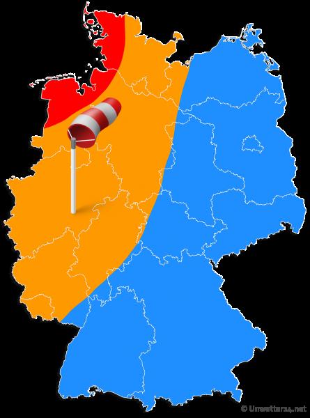 Sturm am 30. Oktober 2018