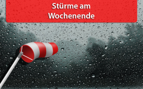 Sturm Anfang Dezember 2018
