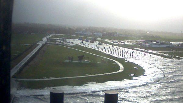 Sturmflut 8. Januar 2019