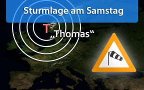 "Sturmlage ""Thomas"" am 09. Februar 2019"