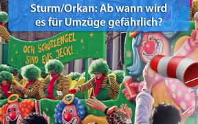 Sturm/Orkan Rosenmontag 2019