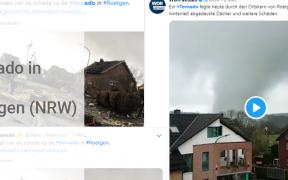 Tornado Roetgen 13. März 2019