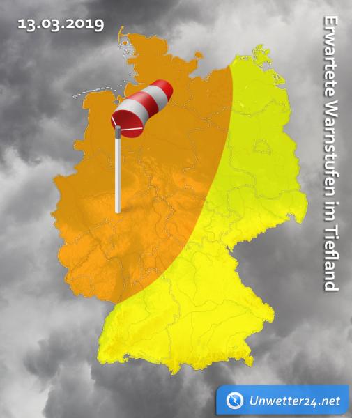 Sturm Franz am 13. März 2019