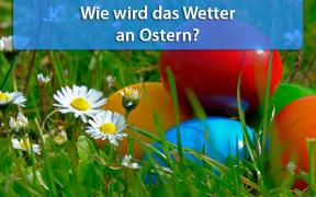 Wetter an Ostern 2019