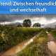 Wettertrend Ende Mai 2019