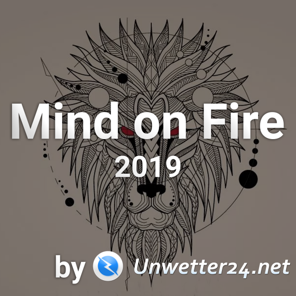 Mind on Fire 2019 Wetter