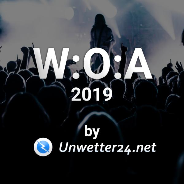 Wacken Open Air 2019 Wetter