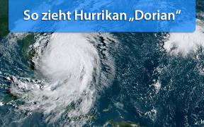 Hurrikan Dorian 2019