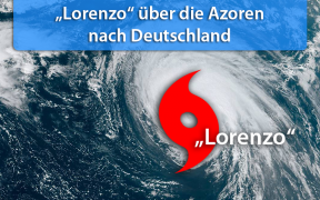 Hurrikan Lorenzo 2019
