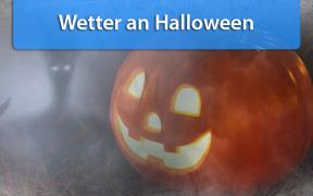 Wetter Halloween 2019