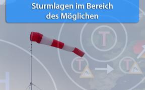 Sturmlagen 3. und 4. November 2019
