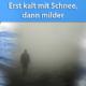 Wettertrend Mitte und Ende November 2019