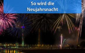 Nebel Neujahrsnacht 2019/2020