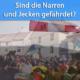 Sturm/Orkan an Fastnacht/Karneval 2020