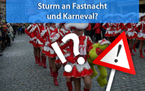 Wetter Karneval und Fastnacht 2020