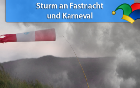 Sturm Xanthippe 22. Februar 2020