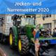 Wetter Rosenmontag 2020