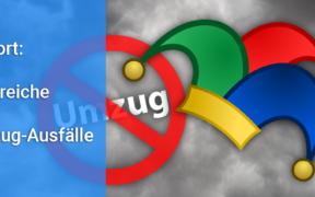"""Sturm """"Yulia"""" Fastnachtssonntag 2020"""