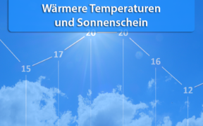 Wettertrend Anfang Mai 2020