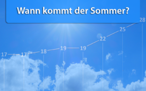 Wettertrend Mitte Mai 2020