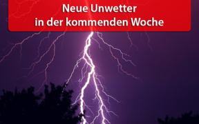 Unwetter 1. und 2. Juli 2020