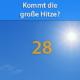 Hitze Ende Juli 2020