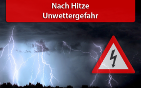 Unwetter Tief Dana 28. Juli 2020