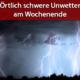Schwere Unwetter Tief Ellen 01. und 02. August 2020