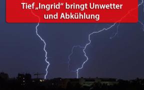 Unwetter 17. August 2020
