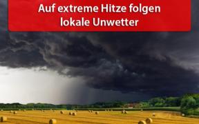 "Unwetter Tief ""Jantra"" 21. August 2020"