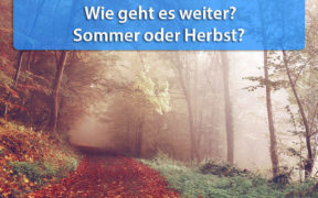 Wettertrend Ende August 2020