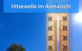 Bis 34 Grad Mitte September 2020