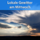 Gewitter Mitte September 2020
