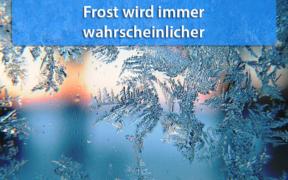 Frost Oktober 2020
