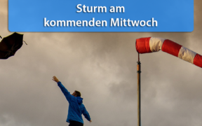 Sturm am 21. Oktober 2020