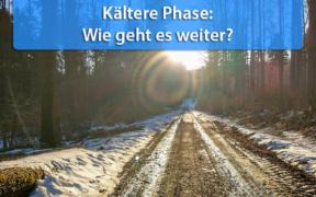 Kalte Phase Ende November 2020