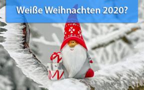 Weiße Weihnachten 2020