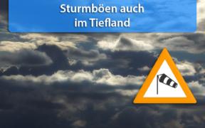 Sturm am 21. Januar 2021
