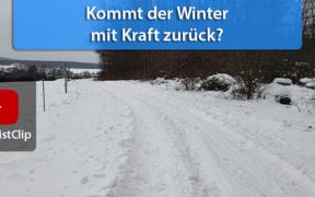 Langfristtrend Wetter Februar 2021