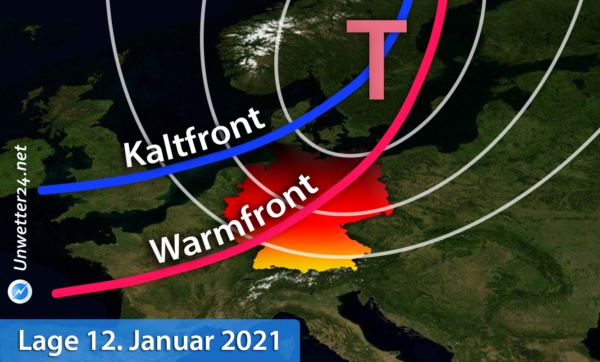 Frontensystem 12. Januar 2021