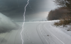 Gewitter am 06. April 2021