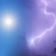 Gewitter Anfang Mai 2021