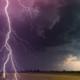Gewitter und Starkregen am 10. Mai 2021