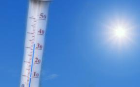 30 Grad Anfang Juni 2021