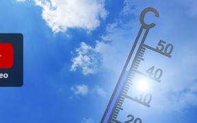 Extreme Hitzewelle Mitte Juni 2021