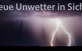 Mögliche Unwetter am 28. Juni 2021