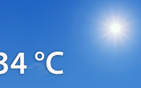 Hitze-Intermezzo Ende Juni 2021