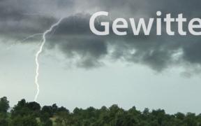 Gewitter am 14. und 15. September 2021